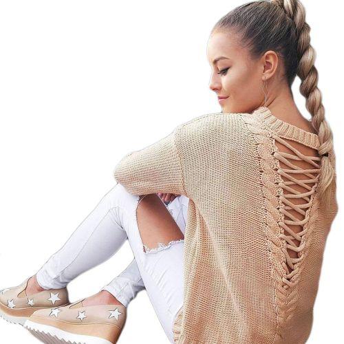 Пуловер жен