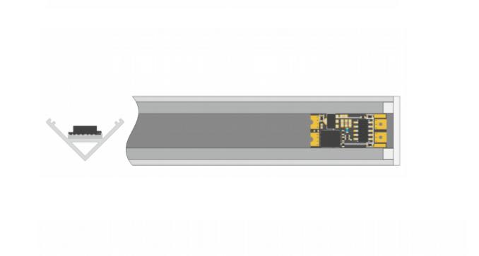 Диммер для установки в угловой профиль SDS-H9 v1