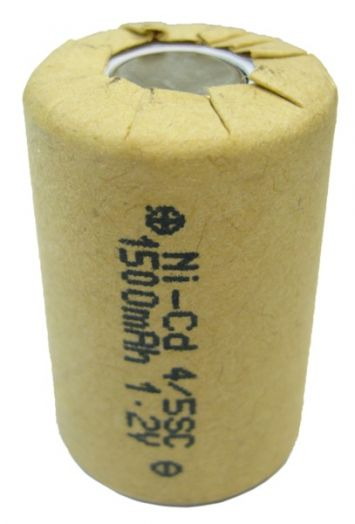 Аккумулятор Орбита 4/5SC (1.2B, 1500mAh)