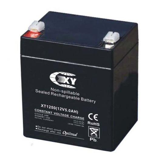 Аккумулятор свинцово-кислотный XT1250 (5A, 12B) *