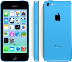 Apple iPhone 5C 16Gb синий