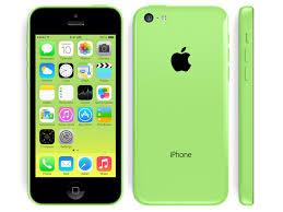 Apple iPhone 5C 16Gb зелёный