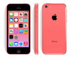 Apple iPhone 5C 32Gb розовый