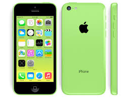 Apple iPhone 5C 32Gb зелёный
