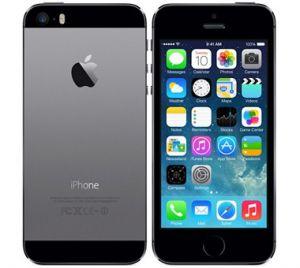 Apple iPhone 5S 16Gb черный