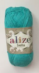 Bella (ALIZE) 477-бирюзовый