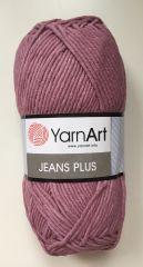 Jeans Plus (Yarnart) 65-сухая роза
