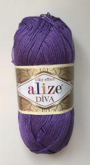 Diva  (ALIZE) 622-сиреневый