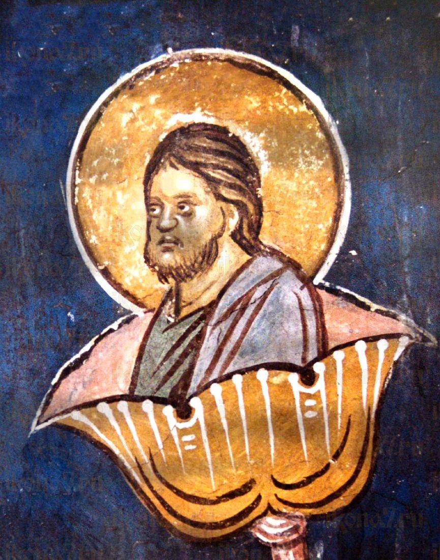 Фарес  (рукописная икона)