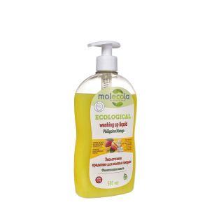 """""""Molecola"""" Средство для мытья посуды """"Филипинское манго"""", экологичное, 500мл., 9240"""