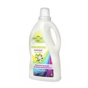"""""""Molecola"""" Гель для стирки цветного и линяющего  белья, экологичный  1,5л, 9264"""