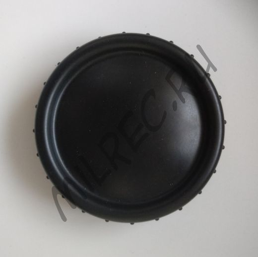 Жировка, маргаринница, Вермахт (реплика) черная