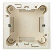 Цоколь для откр. уст. на 1-2 модуля, б/рамки ABB NIE Zenit Бел