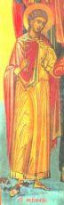 Феодул Критский (рукописная икона)
