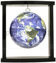 Глобус МОБИЛЕ d-12 Земля в облаках/синий на подвесе MP-45-STЕ-С