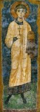 Исавр Афинянин  (рукописная икона)