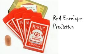 Красный конверт предсказания Red Envelope Prediction