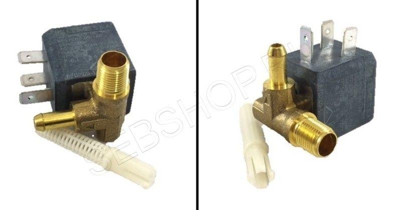 Клапан электромагнитный для парогенераторов Tefal (Тефаль). Артикул CS-00090993.