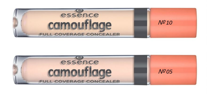 Консилер Essence Camouflage full coverage concealer