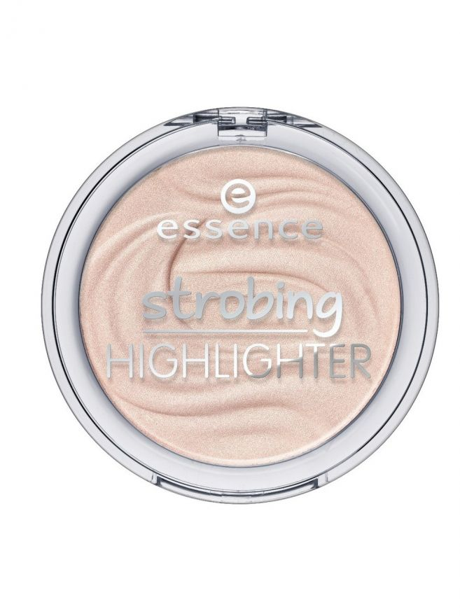 Хайлайтер Essence Strobing highlighter абрикосовый