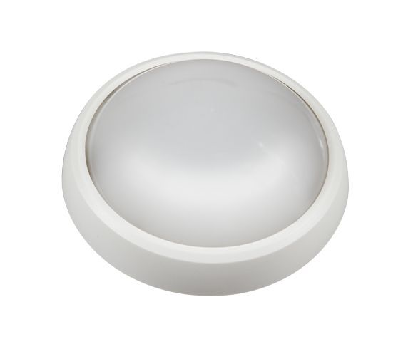 Светильник влагозащищенный Jazzway 10W PBH-PC-OA акустический датчик