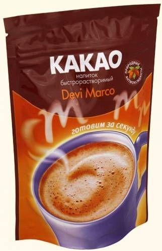 DEVI MARCO Какао-напиток 250 г