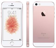 Apple iPhone 5SE 16Gb розовый