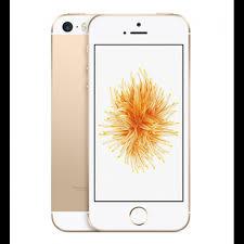 Apple iPhone 5SE 16Gb золотой