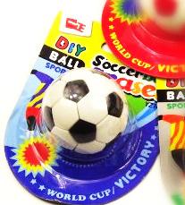 Ластик Футбольный мяч