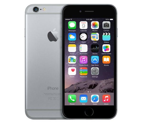 Apple iPhone 6 Plus 16Gb чёрный