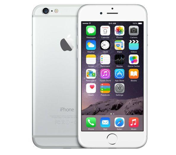 Apple iPhone 6 Plus 16Gb белый