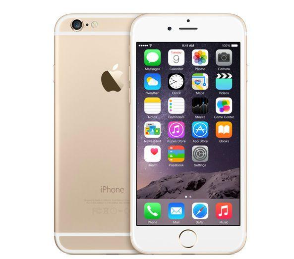 Apple iPhone 6 Plus 16Gb золотой