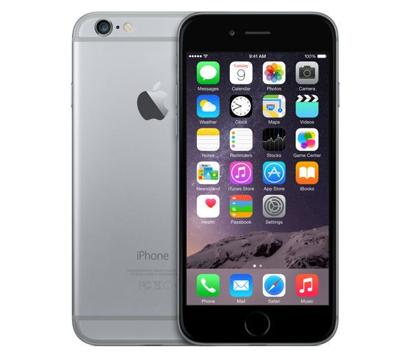 Apple iPhone 6 Plus 64Gb чёрный