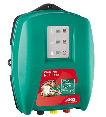 Генератор цифровой Power Profi Ni 10000 (220 В) Dairy