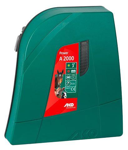 Генератор Power А 2000 (12В) Dairy