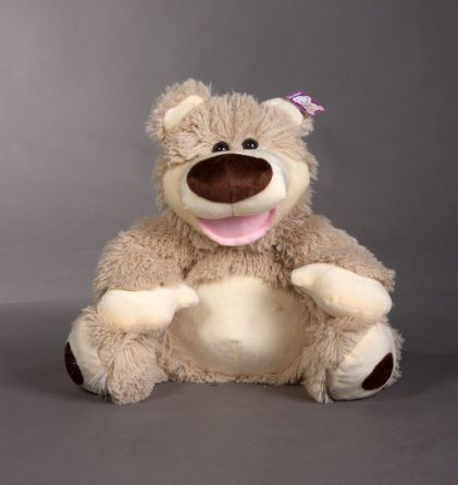 Плюшевый медвежонок 77см