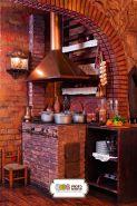 "Фон стена ""Kitchen №2"""