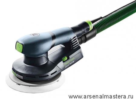 Эксцентриковая шлифмашинка FESTOOL ETS EC 150/3 EQ-GQ 575400