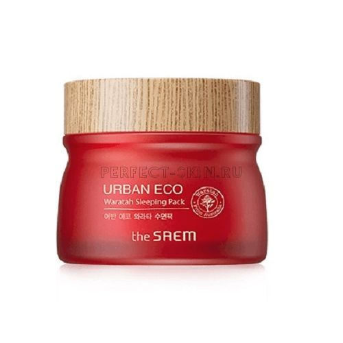 The Saem Urban Eco Waratah Sleeping Pack 80ml