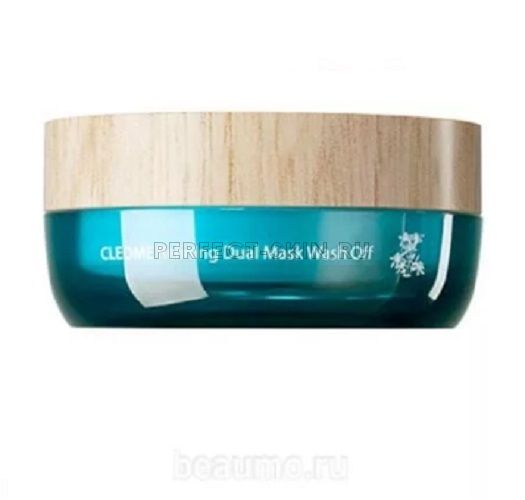 The Saem Cleome Refining Dual Mask Wash Off 50ml