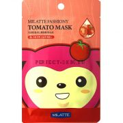 Milatte Fashiony Tomato Mask Sheet 21g
