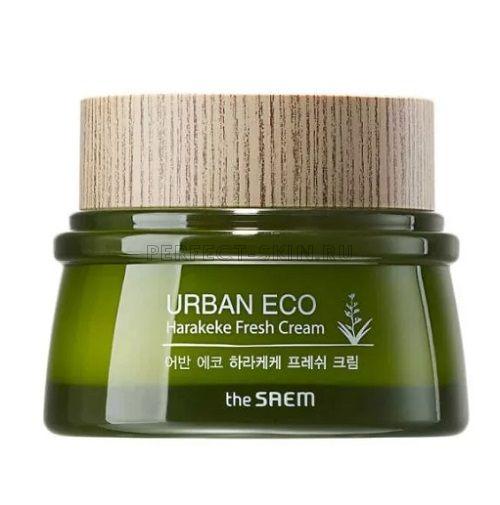 The Saem Urban Eco Harakeke Fresh Cream 60ml