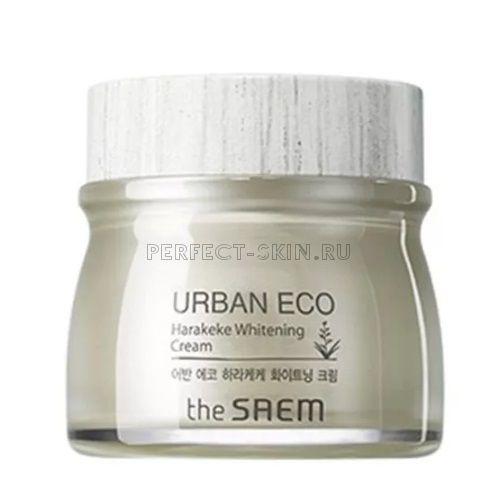 The Saem W Urban Eco Whitening Cream 60ml