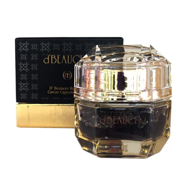 D'Beaucer Royal De Caviar Capsule Cream 50 g