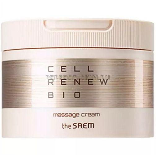 The Saem Cell Renew Bio Massage Cream 200ml