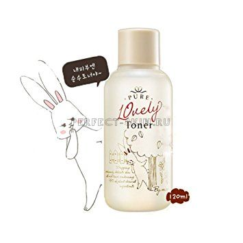 Mizon Lovely Pure Toner 120ml