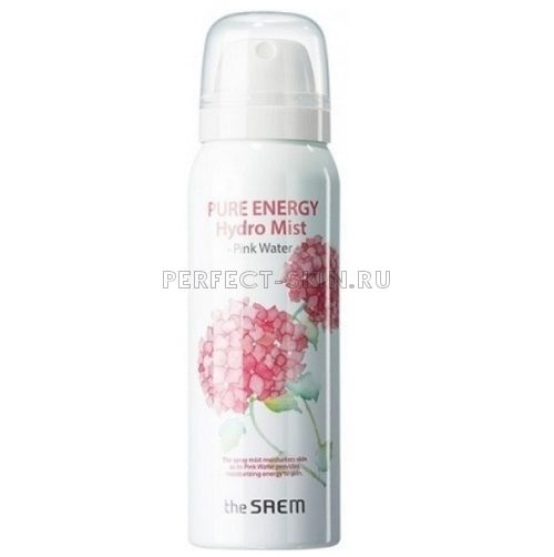 The Saem Pure Energy Hydro Mist Pink Water 50ml