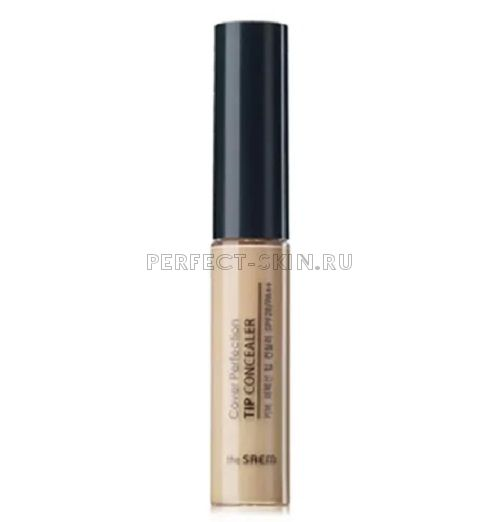 The Saem Cover Perfection Stick Concealer 01  Clear Beige 1,8g