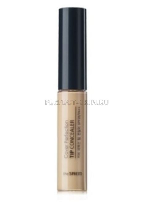 The Saem Cover Perfection Tip Concealer 1.5 Medium Beige 6,5g