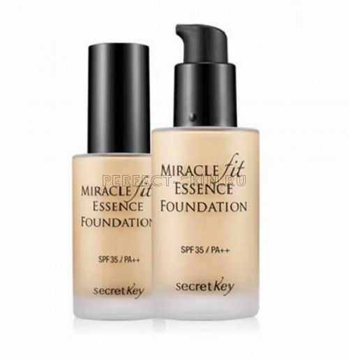 Secret Key Miracle Miracle Fit Essence Foundation Natural Beige 23 30ml